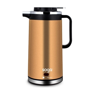 Cordless 1.8L Electric Kettle with Smart