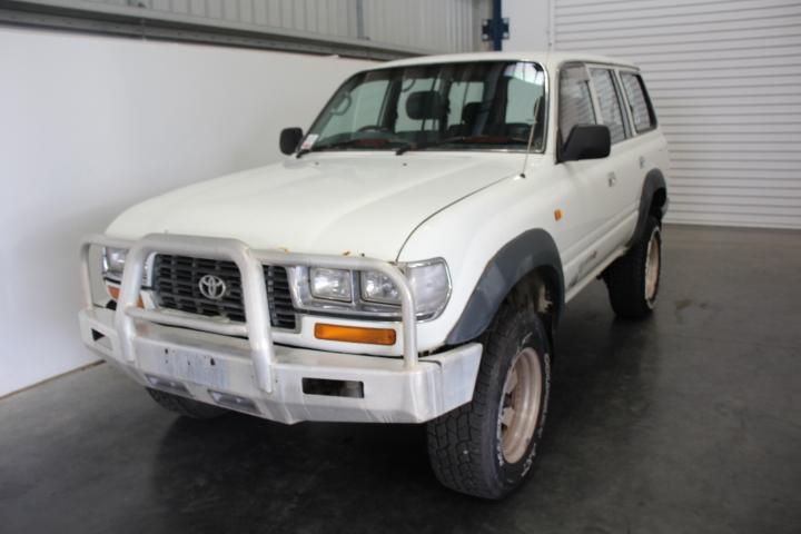 1996 Toyota Landcruiser RV (4x4) FZJ80 Wagon (WOVR)