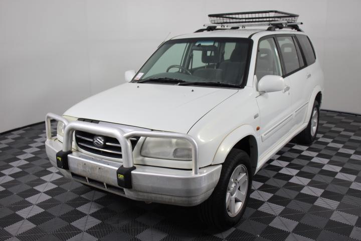 2002 Suzuki XL-7 (4x4) 7 Seat Wagon