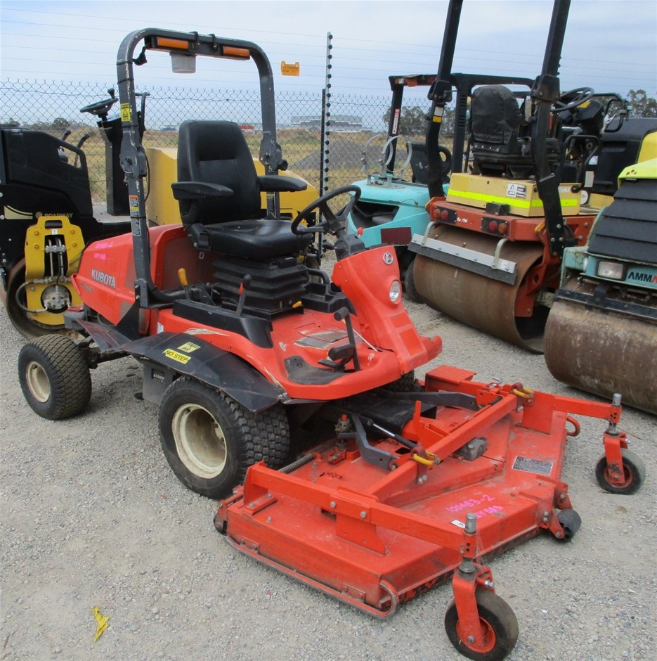 Kubota F3680 Front Cut Ride On Mower