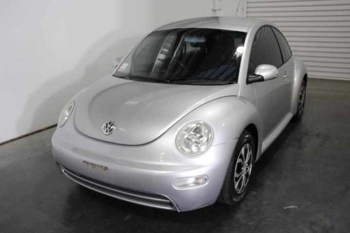 2003 Volkswagen Beetle 1.6 IKON Hatchback