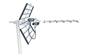 Digital TV Outdoor Antenna Aerial UHF VH