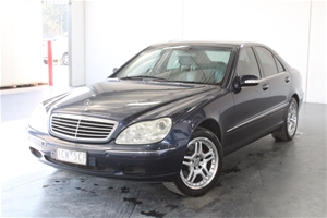 1999 Mercedes Benz S320 W220 Automatic S