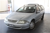 Unreserved 2002 Ford Falcon Forte AUIII