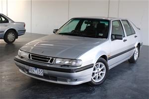 1997 Saab 9000 CS ANNIVERSARY Automatic