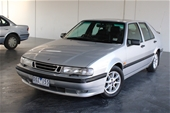 Unreserved 1997 Saab 9000 CS ANNIVERSARY