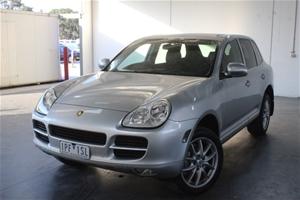 2005 Porsche Cayenne S Automatic Wagon