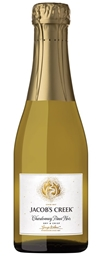 Jacob's Creek Sparkling Chardonnay Pinot NV (24 x 200mL piccolo), SE AUS.