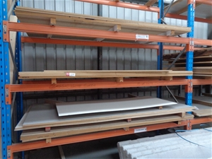 Quantity of Assorted MDF Board (Contents