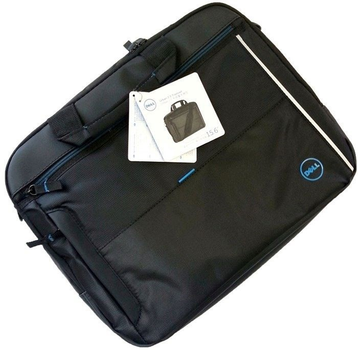 Dell 1DWRX Urban 2.0 laptop bag fits up to 15.6-inch