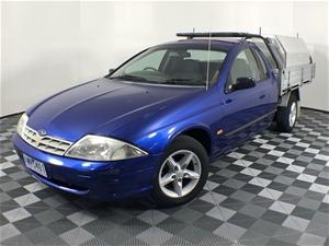 2001 Ford Falcon XL AUII V8 Automatic Ca