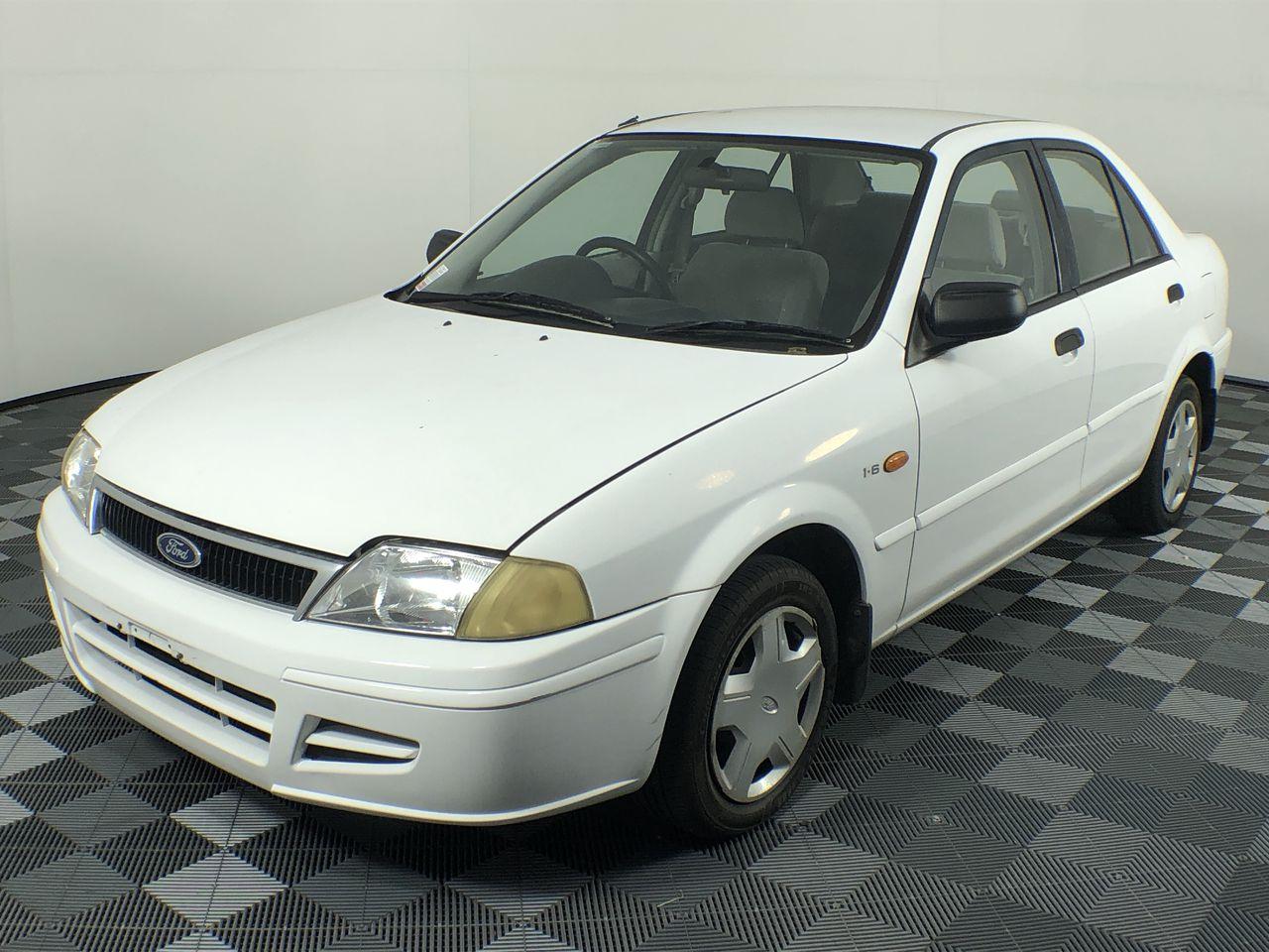 2002 Ford Laser LXi KQ Automatic Sedan