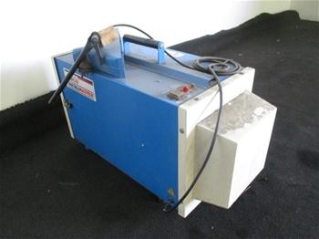 2010 Hafco WE-100 Welding Fume Extractor