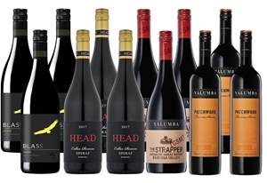 Barossa & Beyond SA Red Mixed Pack (12 x