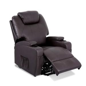 Artiss Recliner Massage Chair Electric L