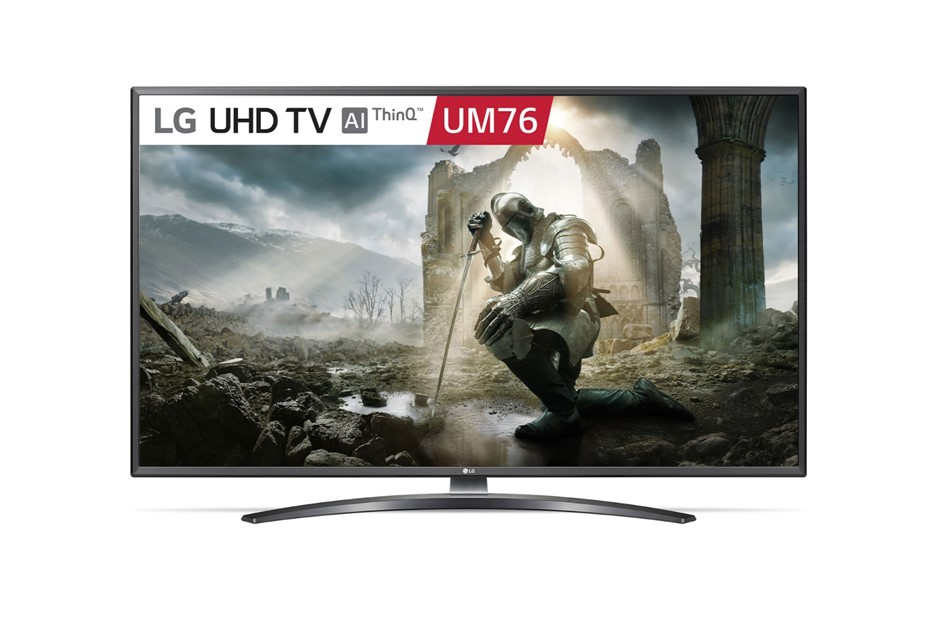 "LG 43UM7600PTA 43"" UM7600 4K UHD SMART LED TV"