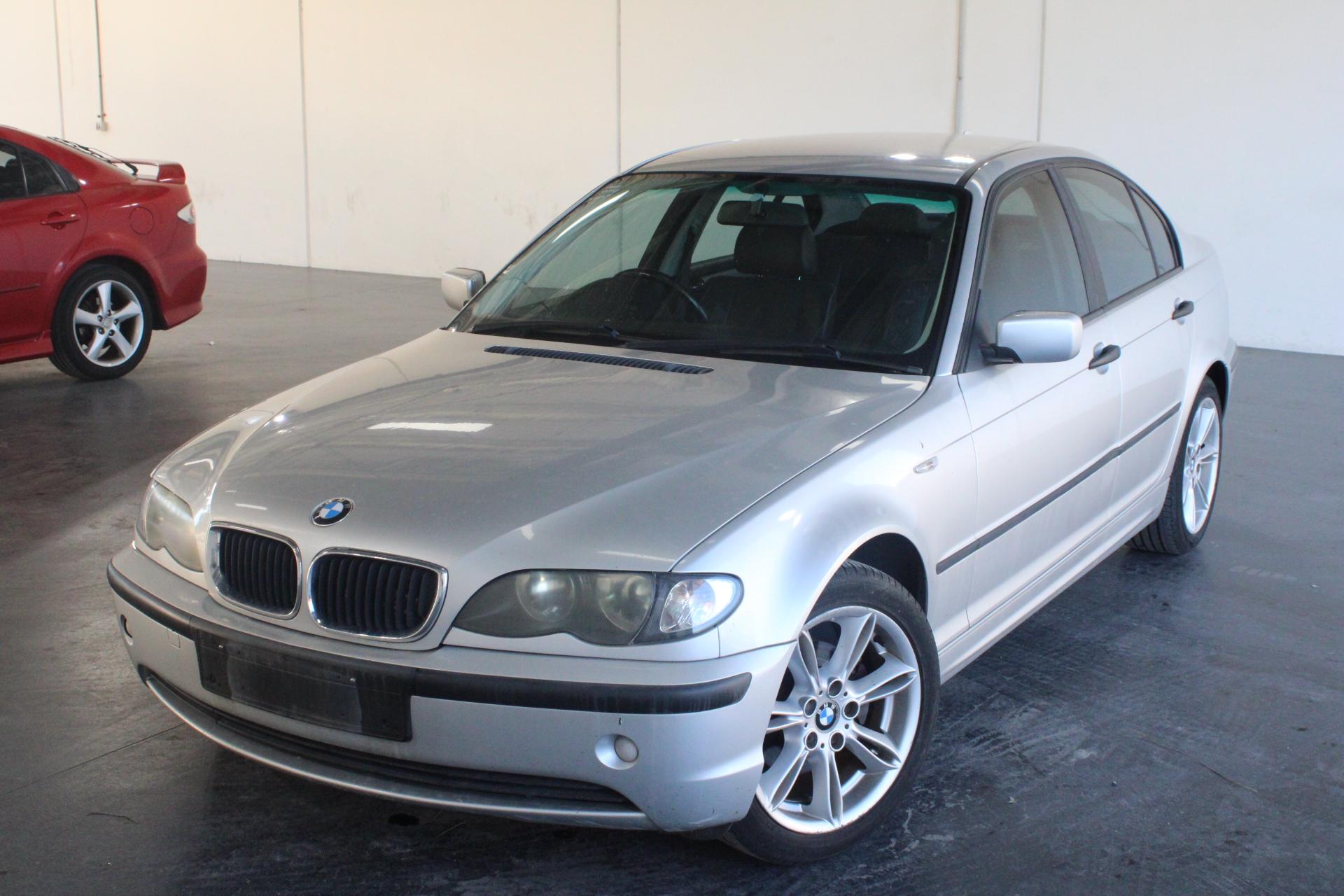 2003 BMW 3 18i E46 Manual Sedan