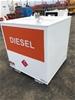 Unused 1000 Litre Double Wall Self Bunded Diesel Storage Tank