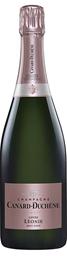 Canard Duchene Cuvee Leonie Rose NV (6 x 750mL), Champagne, France.