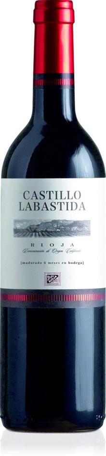 Castillo Labastida Rioja Madurado DO 2015 (12 x 750mL), Spain.
