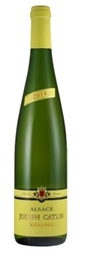 Joseph Cattin Riesling 2017 (12 x 750mL), Alsace, France.