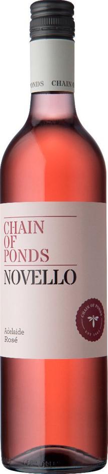 Chain of Ponds `Novello` Rose 2018 (12 x 750mL), Adelaide, SA.