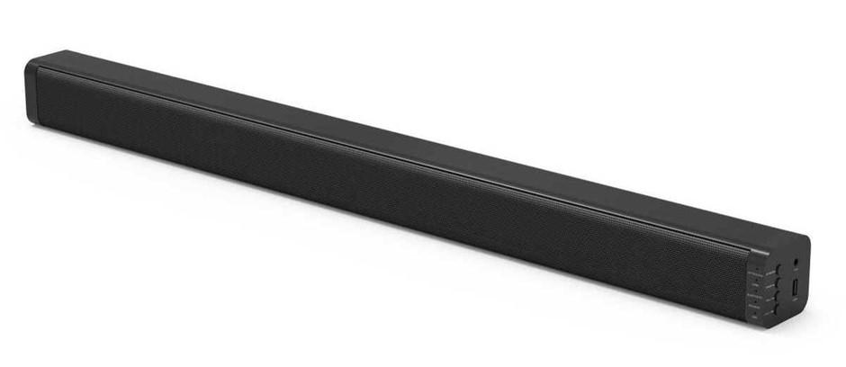 Polaroid 2.0 Channel Soundbar with Bluetooth Wireless Technology