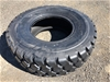 Qty of 1 x Unused 17.5R25 Radial Earthmoving Tyres