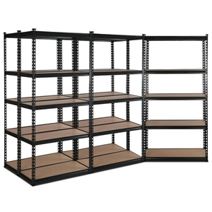Giantz 5x90CM Steel Warehouse Shelving R