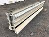 4 Metre Steel Crash Barrier