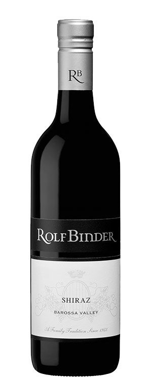 Rolf Binder Shiraz 2017 (12 x 750mL), Barossa, SA.