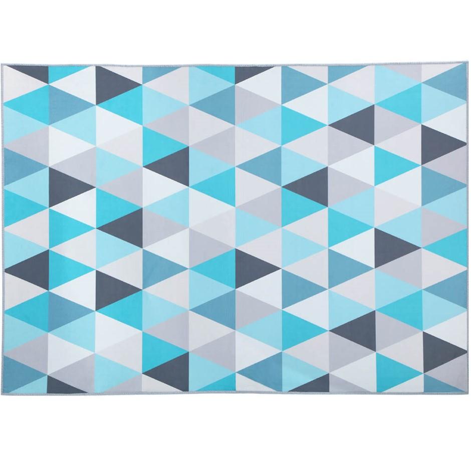 Artiss Short Pile Floor Rug 120x170 Area Large Modern Carpet Soft Bedroom