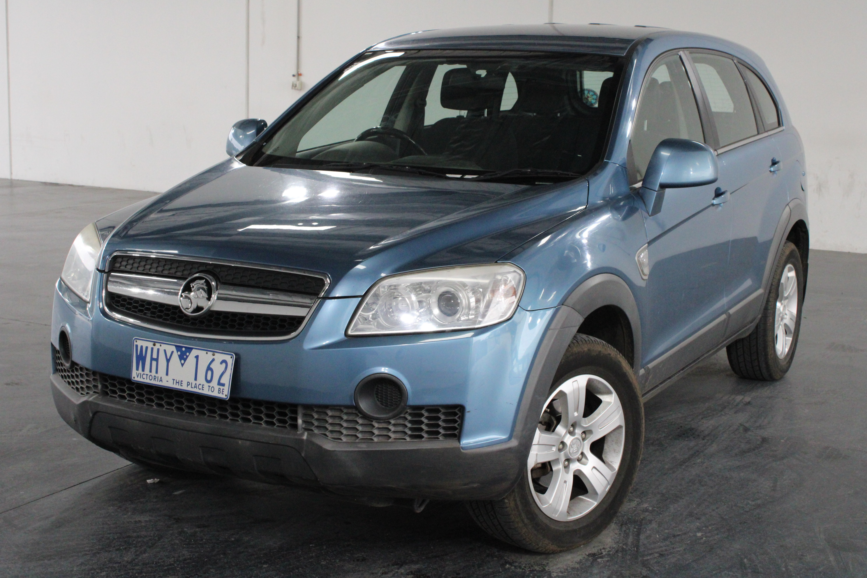 2008 Holden Captiva SX (4x4) CG Turbo Diesel Automatic Wagon