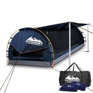 Weisshorn Double Size Dome Canvas Tent -