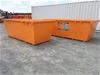Qty of 2 x 2019 Unused 6 Cubic Metre Skip Bins