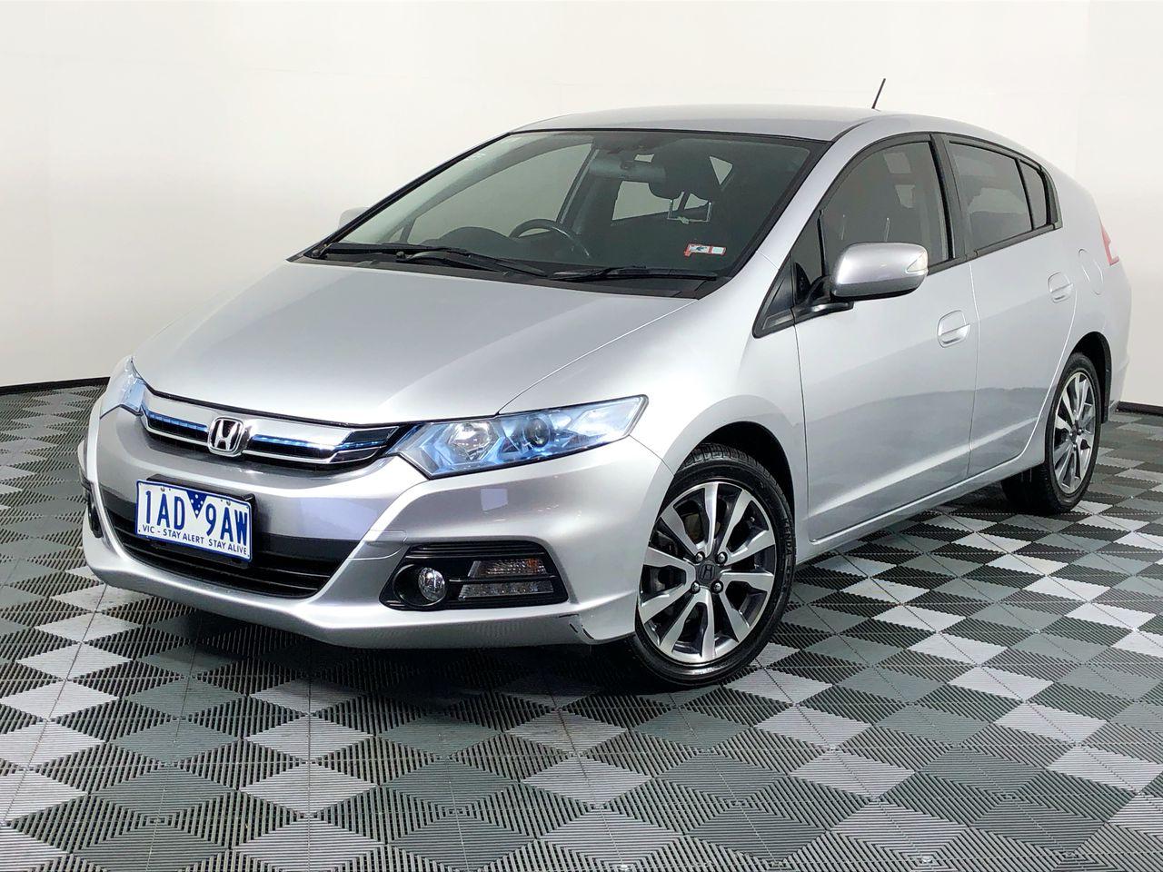 2013 Honda INSIGHT VTi-L HYBRID 2ND GEN CVT Hatchback