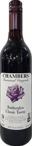 Chambers Rutherglen Tawny (12 x 750mL),
