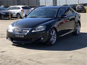 2012 Lexus IS250 Luxury Sports Auto Seda