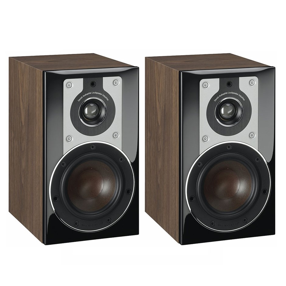 Dali Opticon 1 Stand-Mount Speakers (Pair) (Walnut)