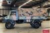 Mercedes Benz Unimog UL1700L Flat Top 4X4 Cargo Truck 03/1983