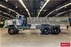 Mack R6X6 NIL 6X6 Cargo Truck 05/1985