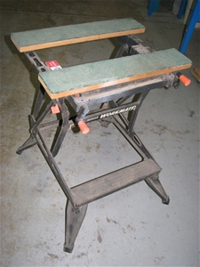 Black And Decker Workmate Folding Utility Work Bench