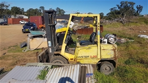 Counter balance Forklift, Hyster H3.00DX