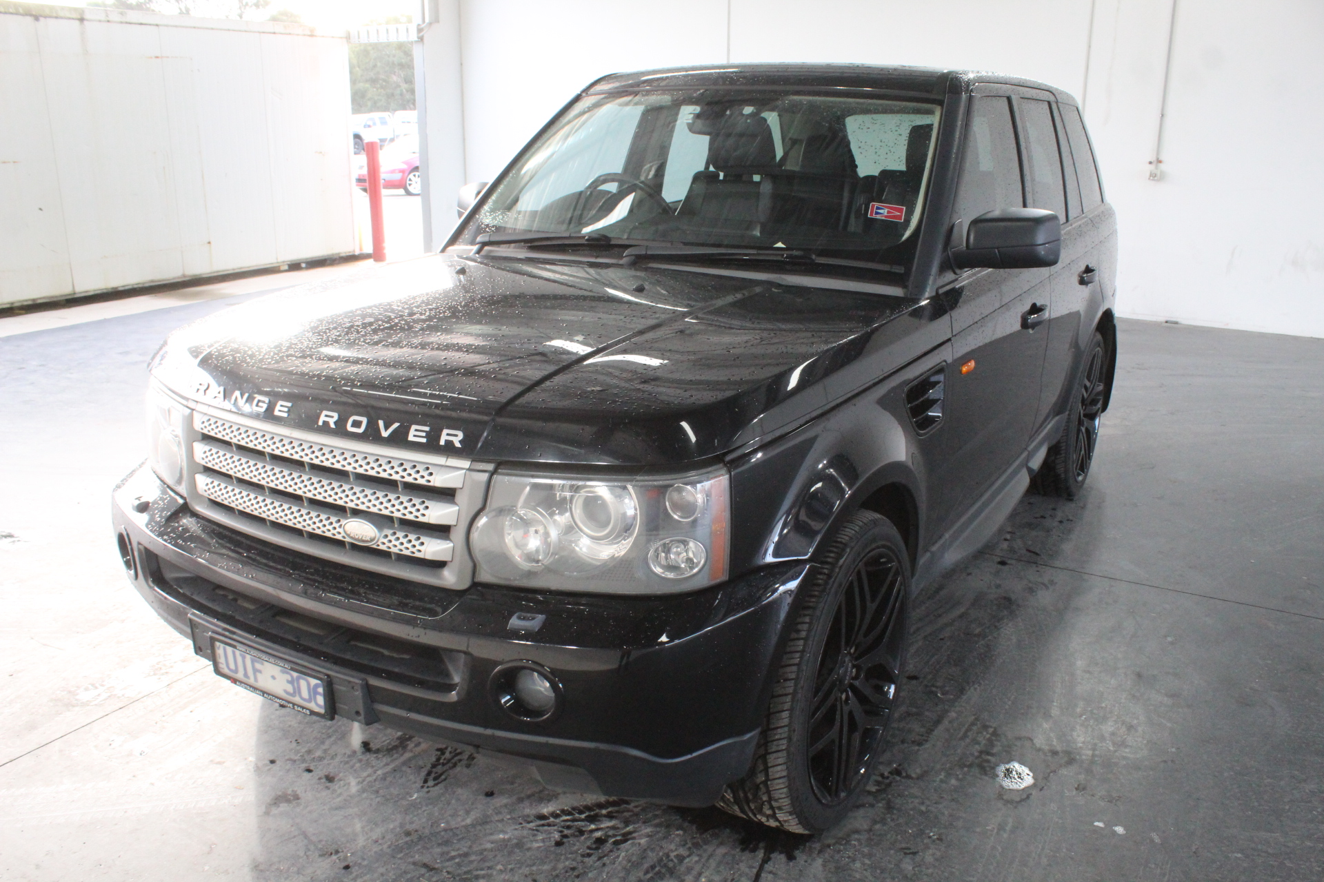 2006 Land Rover Range Rover Sport Turbo Diesel Automatic Wagon