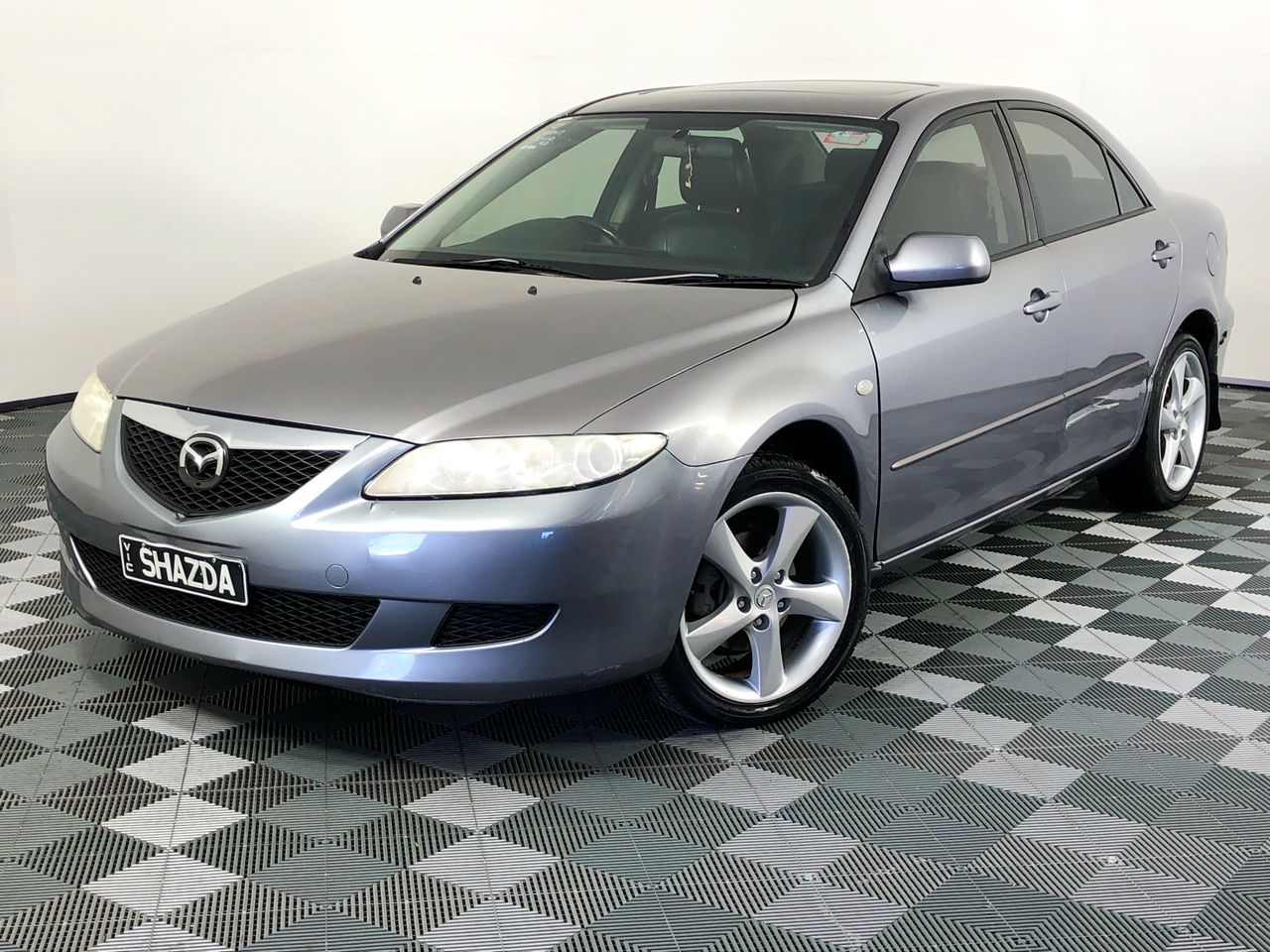 2004 Mazda 6 Luxury GG Automatic Sedan