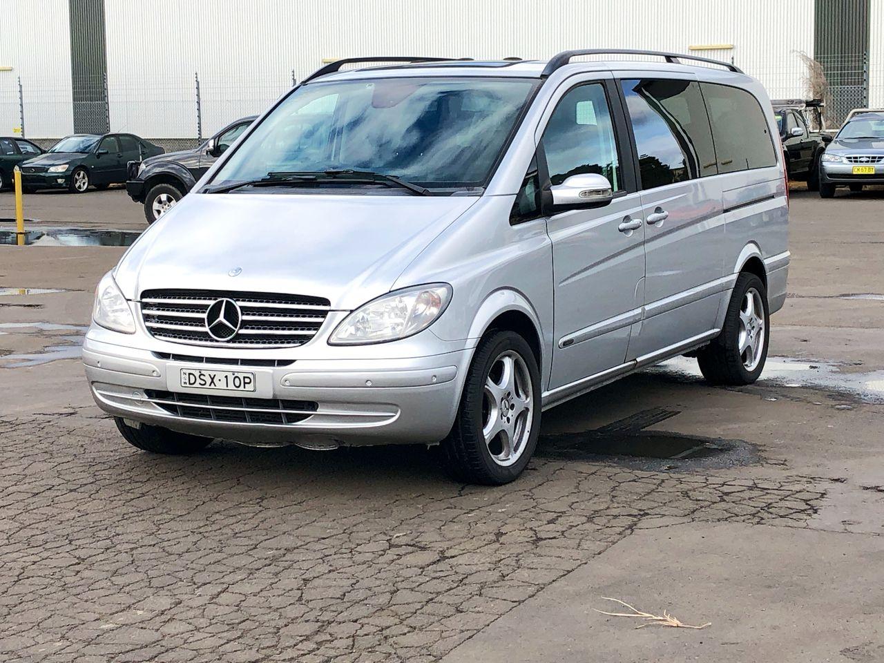 2006 (Comp) Mercedes Benz Viano CDI 2.2 Ambiente T/Diesel Auto 8 Seats
