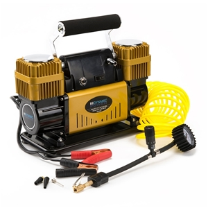 12V Air Compressor 300L/MIN - GOLD