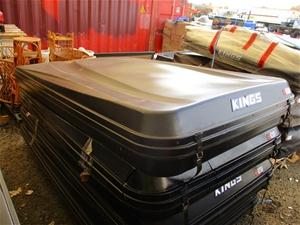 Kings Kwiky Roof Top Tent Pop Up Type