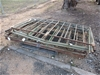 (Lot 811) Vehicle Frames and Trailer Gates