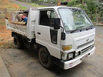 1999 Daihatsu Delta 4 x 2 Tipper Truck